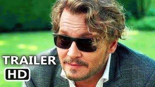 THE PROFESSOR Official Trailer (2019) Johnny Depp Movie HD