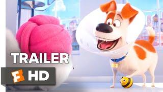 The Secret Life of Pets 2 Trailer (2019) | 'The Busy Bee' | Movieclips Trailers