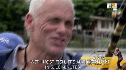 Death Ray - River Monsters - Jeremy Wade