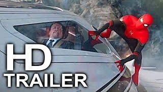 SPIDER-MAN FAR FROM HOME Final Trailer NEW (2019) Marvel Superhero Movie HD